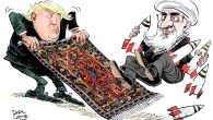 OP-Iran cartoon daryl cagle