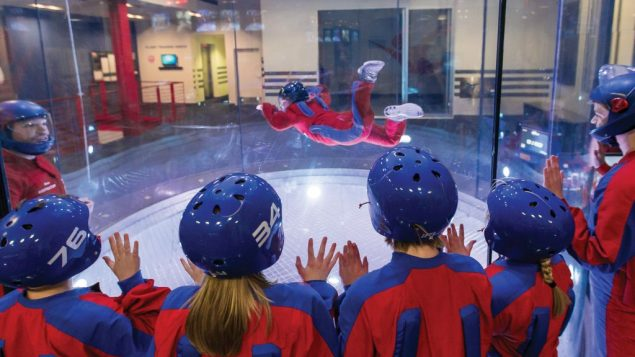 TR-ifly flying