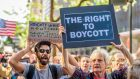State-sanctioned backlash against the movement for