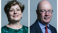 Emily Thornberry and Alistair Burt