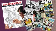 """""""We Spoke Out: Comic Books and the Holocaust"""""""