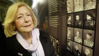 File photo dated 27/1/2004 of Gena Turgel who has died aged 95. The Holocaust survivor comforted diarist Anne Frank at the Bergen-Belsen concentration camp months before its liberation. PRESS ASSOCIATION Photo. Issue date: Saturday June 9, 2018. The Holocaust Educational Trust said Ms Turgel dedicated her life to sharing her story of surviving the Jewish ghetto in Krakow, Poland and the German Nazi camps at Auschwitz, Buchenwald and Bergen-Belsen. See PA story EUROPE Turgel. Photo credit should read: Paul Faith/PA Wire