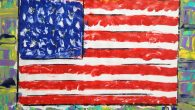 ART-Stanley American Flag New Glory