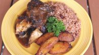 FD_Chef Rob's Caribbean Cafe Jerk Chicken Plate by Skye Estroff