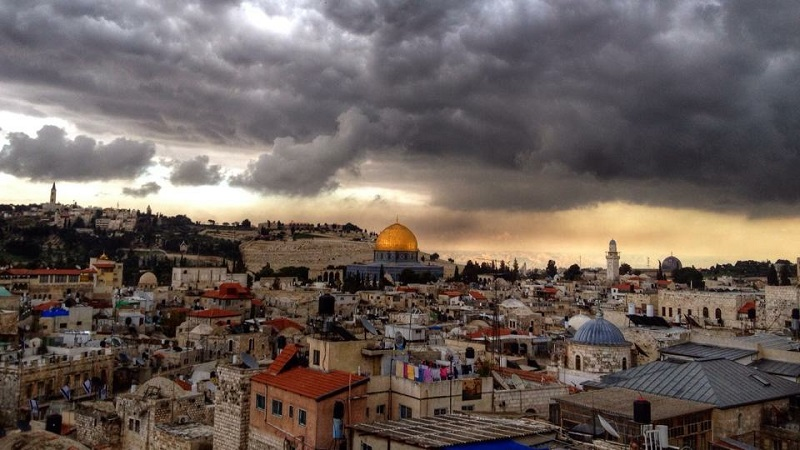 jerusalem the place where faith and insanity converge