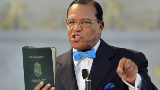 Nation of Islam Leader Louis Farrakhan Addresses The Turmoil In The Middle East