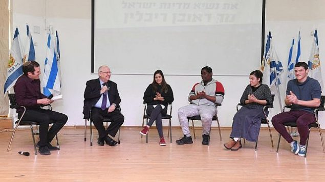 President-Rivlin-at-civics-lesson-in-Bet-Shemesh-26-March-2019-640x400
