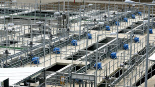 Eshkol Water Filtration Plant