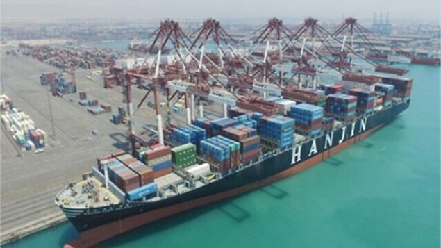 Transshipment-on-a-Soaring-Wave-Shahid-Rajaee-Port-Container-Operations-Grow-by-32-Percent-640x400