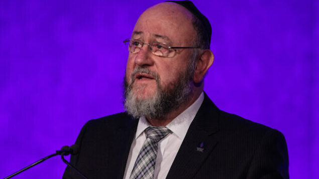 Religious Leaders Attend Commemorative Event Ahead Of National Holocaust Memorial Day