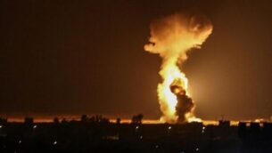 PALESTINIAN-ISRAEL-CONFLICT-GAZA-ATTACK