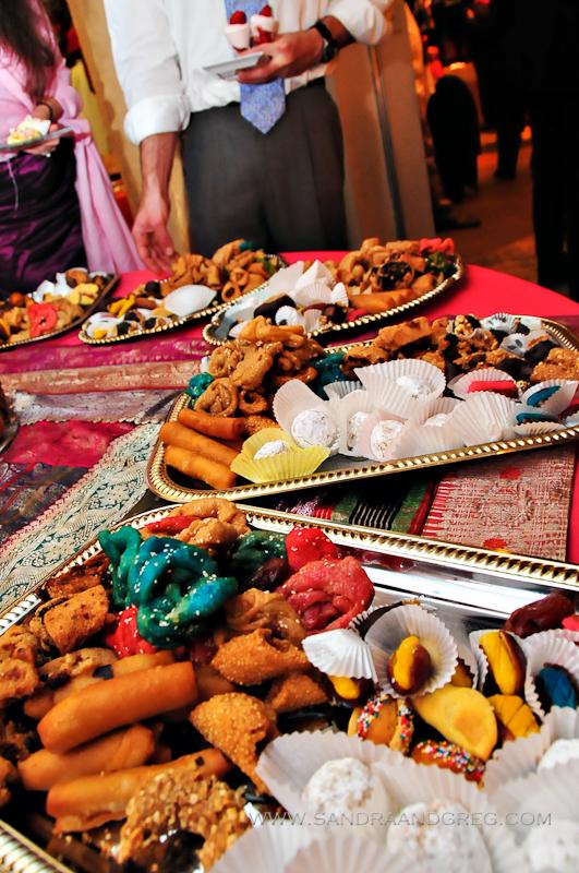 Traditional Moroccan Dessert Cookies Courtesy Of Ran Dori