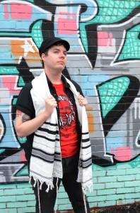 Patrick Aleph of PunkTorah