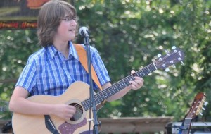 Jack Schneider held a benefit concert recently to raise funds for a special cause. PHOTO / Courtesy The Galloway School
