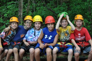 Kids have been having fun in the sun at Camp Barney Meditz for nearly 50 years. PHOTO / MJCCA