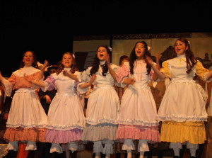 "Temima students took center stage recently during a performance of ""All-of-a-Kind Family"". PHOTO / Temima"