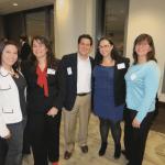 Members of AYJAN take part in recent social gathering in Atlanta.