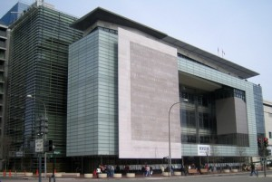 The Newseum, a non-profit museum of news and journalism, is in Washington, D.C. PHOTO / David Monack