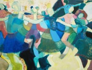 """Celebration"" by Betty Franco Handmacher"