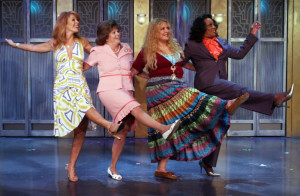 Menopause The Musical will be back in Atlanta at the Alliance for just seven performances.