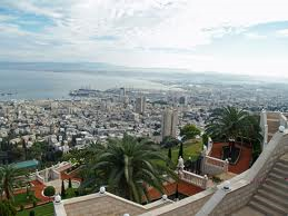 The beautiful city of Haifa in was the home away from home for 10 UGA grad students this summer, all taking part in a study abroad program in Israel.