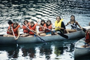 Youngsters have been trekking to the North Georgia mountains for years, spending the summer at Camp Barney Medintz to have fun with friends while learning what it means to be Jewish. PHOTOS / MJCCA