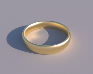 While digging through an old box of discarded items, Shaindle Sxxx came across a golden ring. What she discovered had her traveling back decades in time to a dark and troubling world.