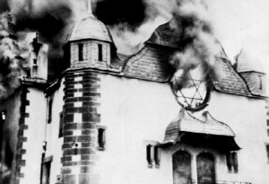 On Krystallnacht, synagogues were desecrated, Sefer Torahs destroyed, Jews beaten and arrested. The pogrom, a prelude to the Holocaust, came just a week before Eugen Schoenfeld's Bar Mitzvah.