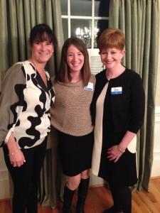 Lisa Greenberg, Laura Soshnik, and Sarah Franco