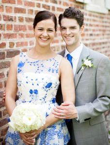 Michael Benjamin Glatzer and Dania Liebergesell
