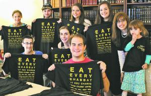 Ed-Chabad KSU shirts TONED
