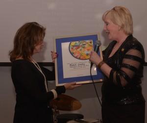 NEWS-Hadassah Breast Strokes Casella Award ds
