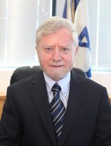 State Comptroller Yosef Shapira