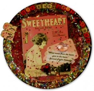 ARTS-Artists Sweetheart