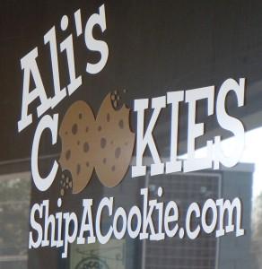 Ali's Cookies in East Cobb
