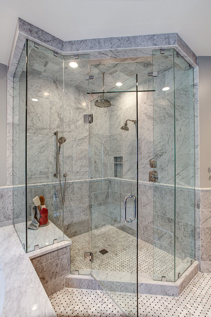 Biz_Glazer After Shower. This Bathroom Renovation ...