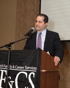 Atlanta Jewish Times - JFCS Rick Aranson