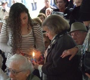 NEWS-Memorial Yizkor Candle