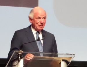 OP-Publisher Mike Leven