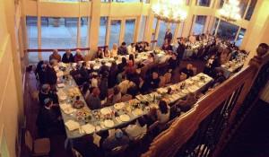 2014 Galanti seder for Atlanta Jewish Times