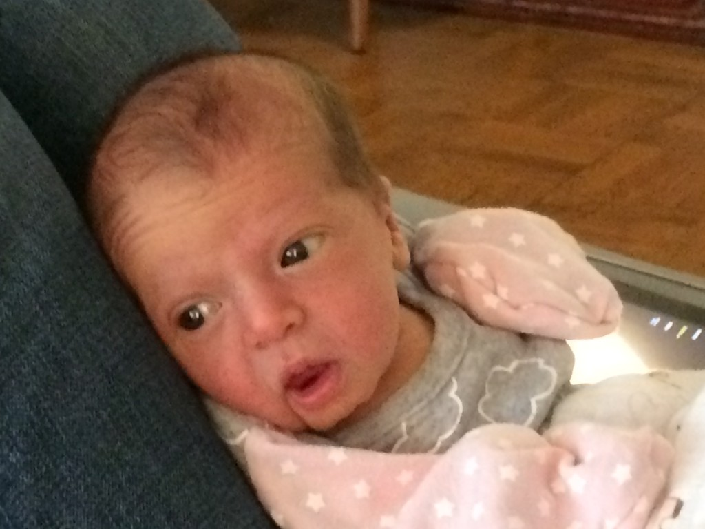 SIMCHAS-Hennes birth