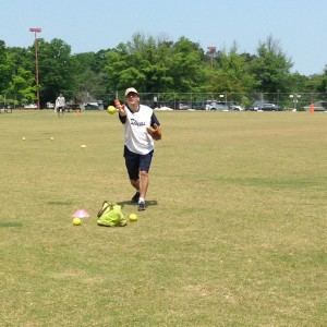 Jason Evans Softball