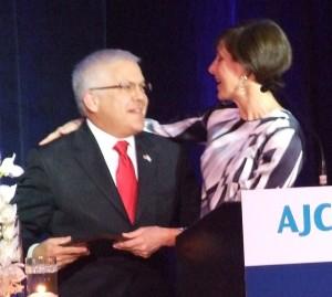 Opher Aviran and Lauren Grien for Atlanta Jewish Times