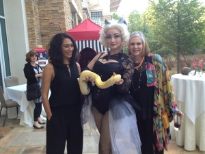 Wild Party for Atlanta Jewish Times
