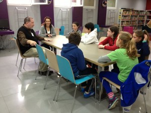 NEWS-Kerbel Yokneam students