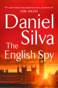"""The English Spy"" by Daniel Silve"