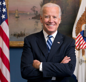 Vice President Joe Biden (official White House Photo by David Lienemann)