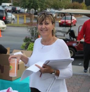 Robyn Regenbaum is the Atlanta coordinator for the Shabbat Project movement