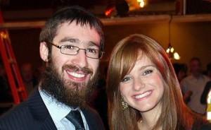 Rabbi Yale New and Rickelle New lead Friendship Circle of Atlanta.