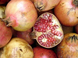 Fiction: Asher, Mr. Wang and the Pomegranate 1